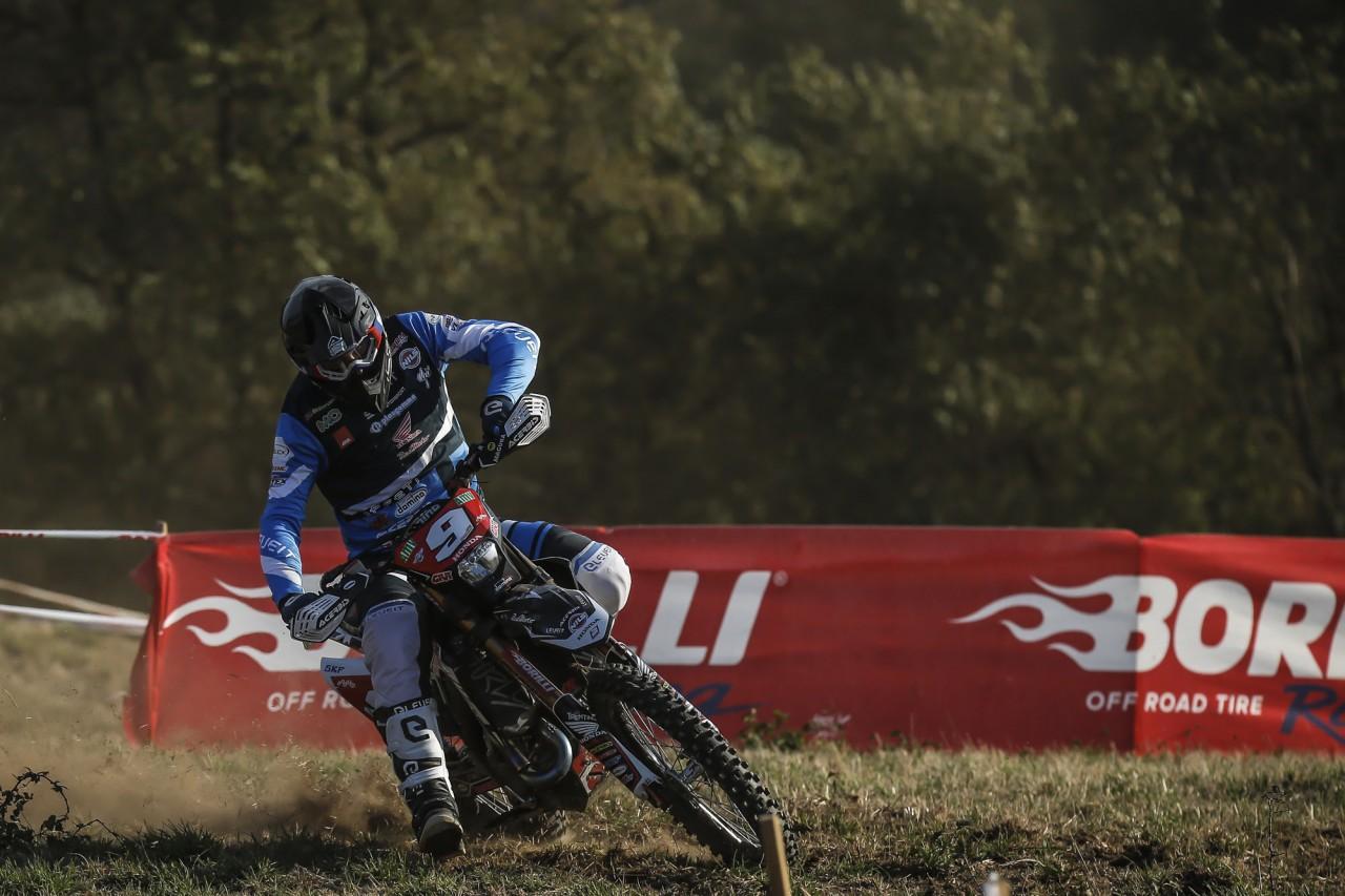Com patrocínio da Borilli Racing, inicia Campeonato Italiano de Enduro 2021