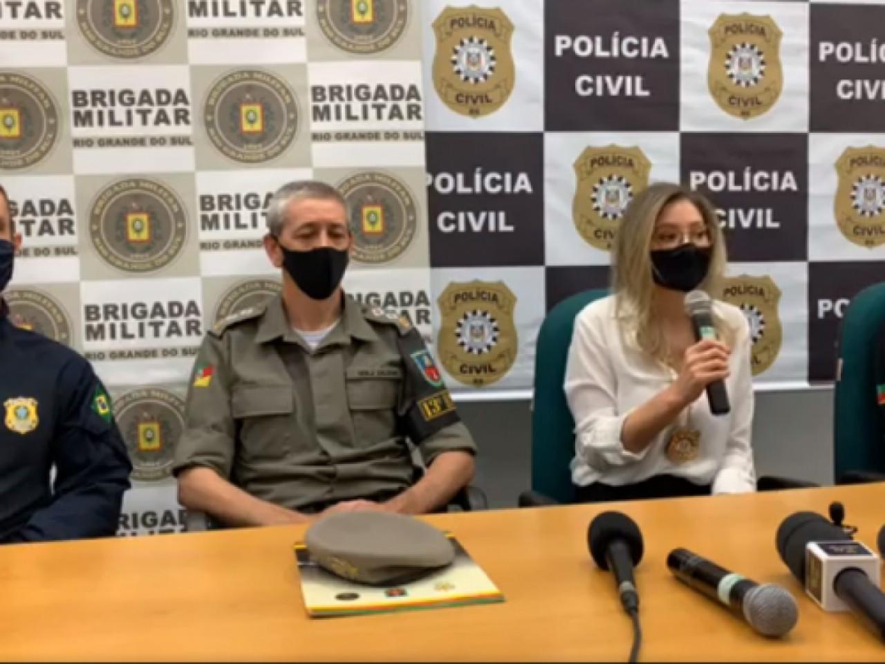 Suspeita de envolvimento no sequestro de médica em Erechim é liberada