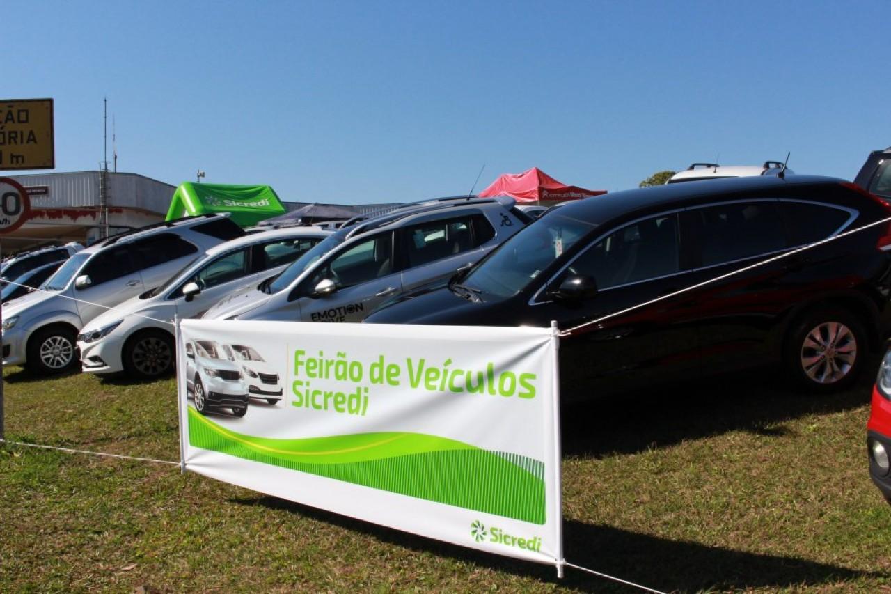Sicredi Altos da Serra disponibiliza crédito para troca de veículos