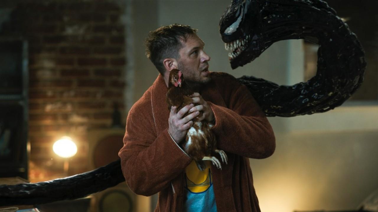 'Venom - Tempo de Carnificina' segue na liderança da bilheteria