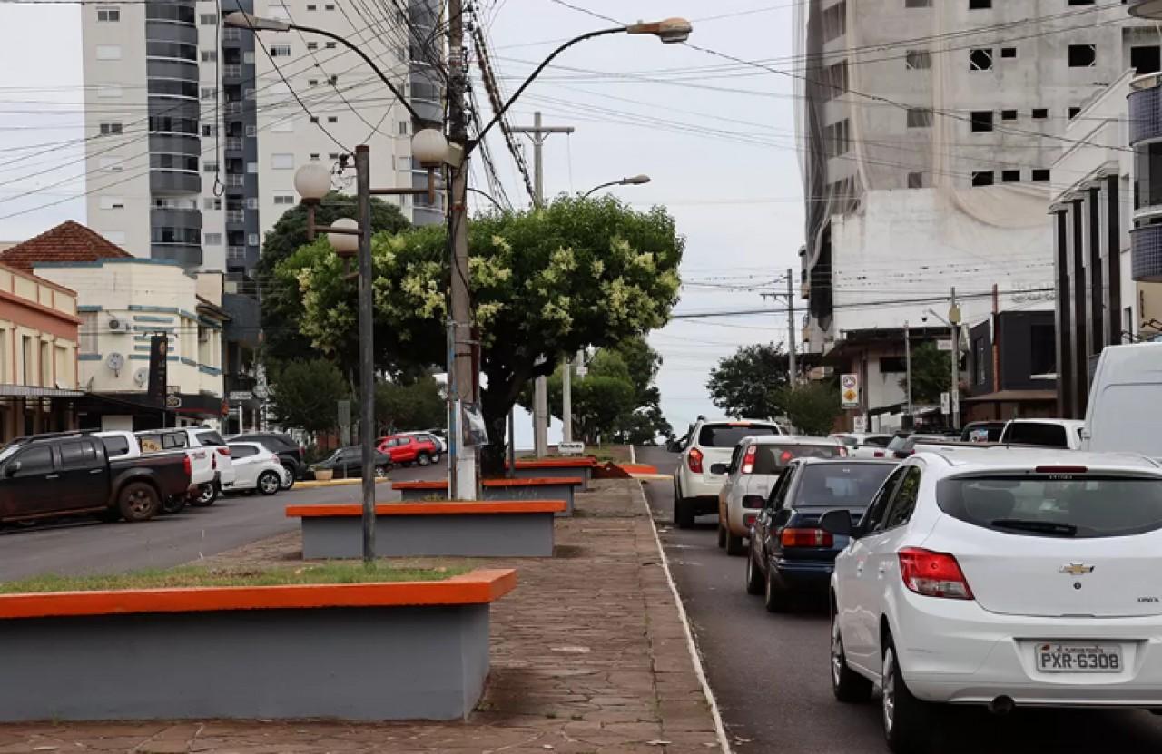 Avenidas de Getúlio Vargas serão fechadas parcialmente