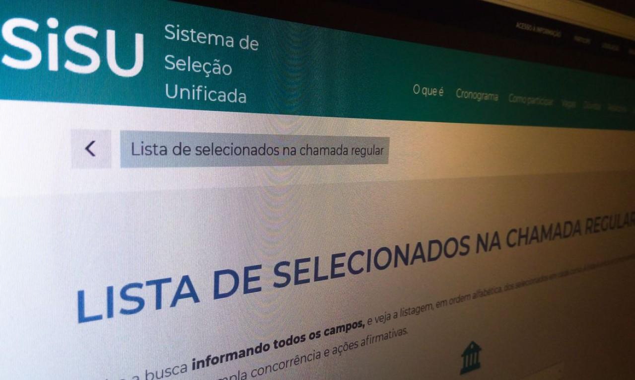 Edital para adesão de universidade ao 1º Sisu de 2021 é publicado