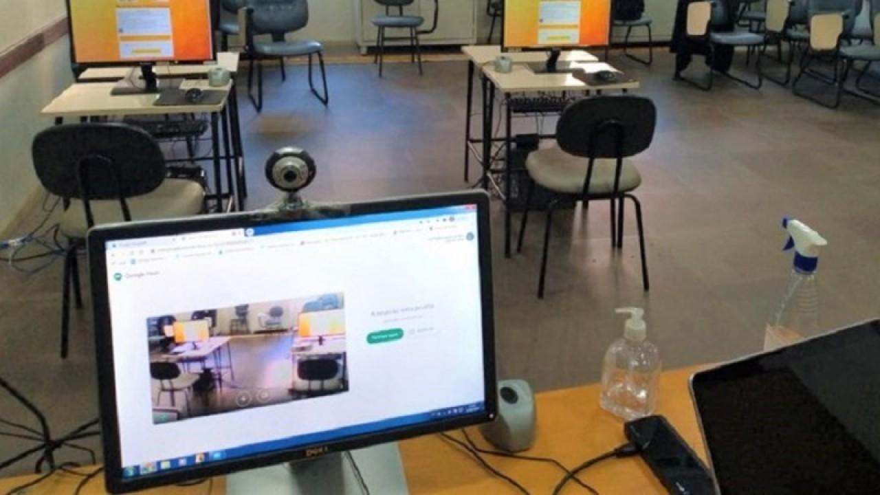 DetranRS implementa aplicação remota de exames teóricos