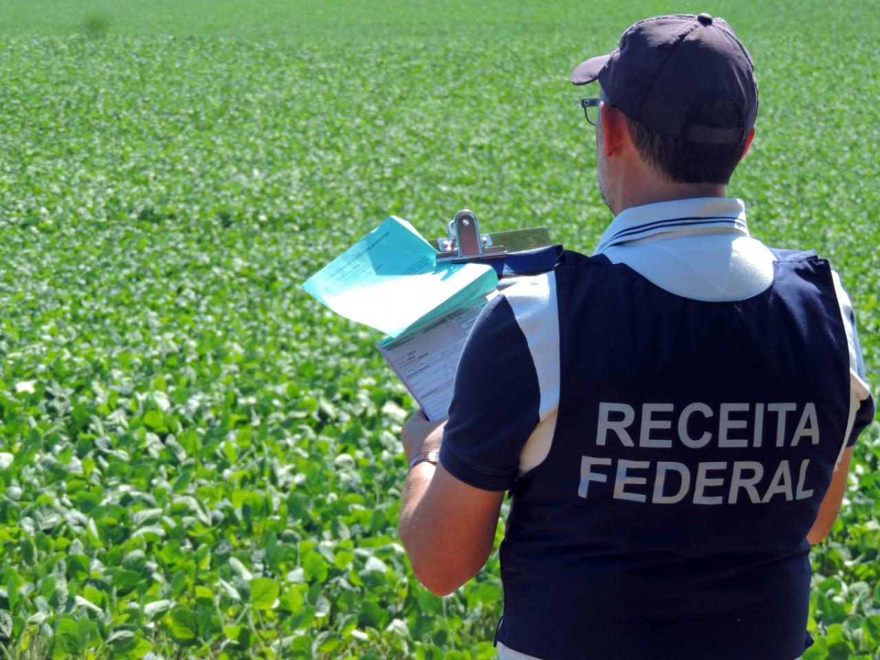 Receita Federal está realizando a Operação 'Declara Grãos 2'