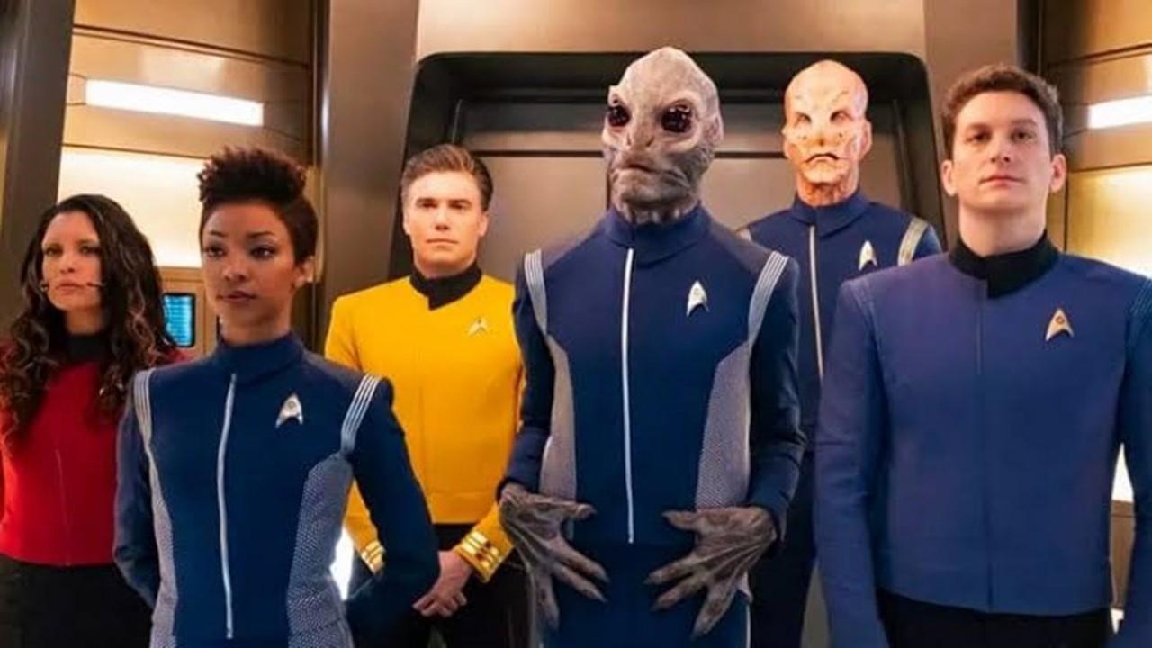 Star Trek ganhará série ambientada na Academia da Frota Estelar